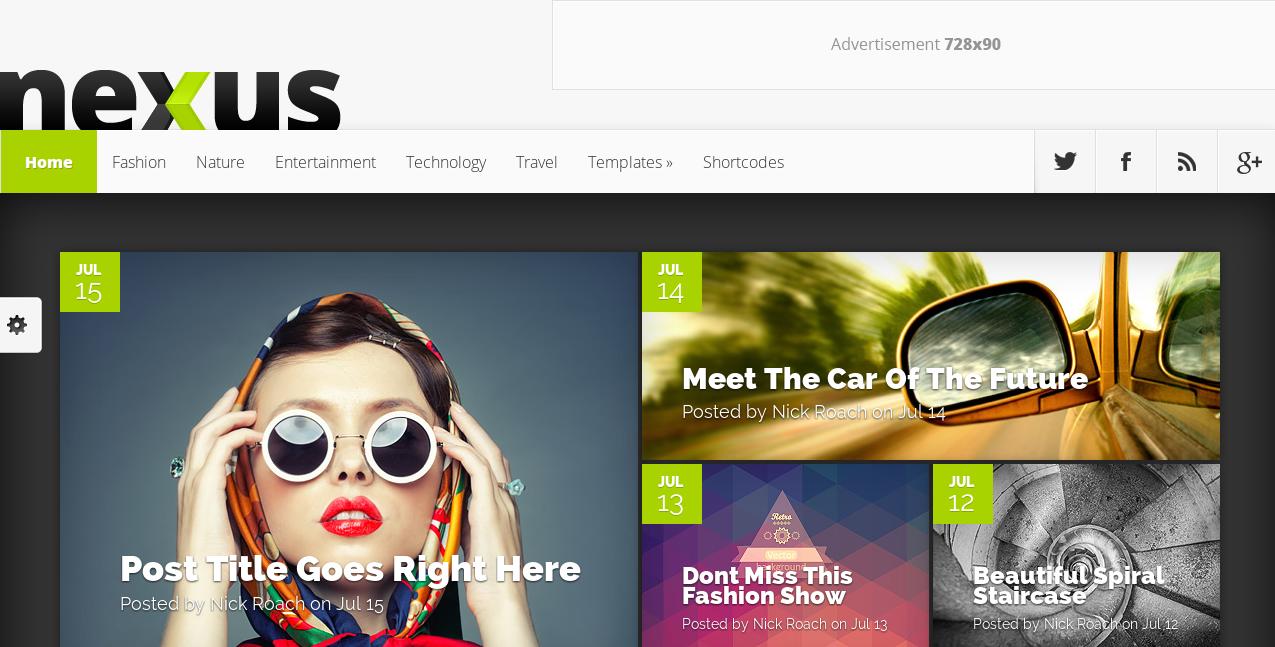7 best adsense ready wordpress themes