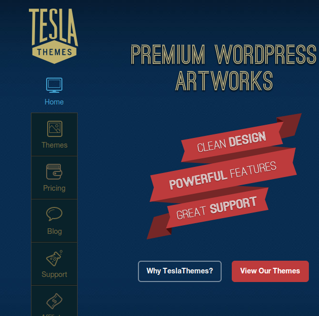 Tesla themes discount coupon