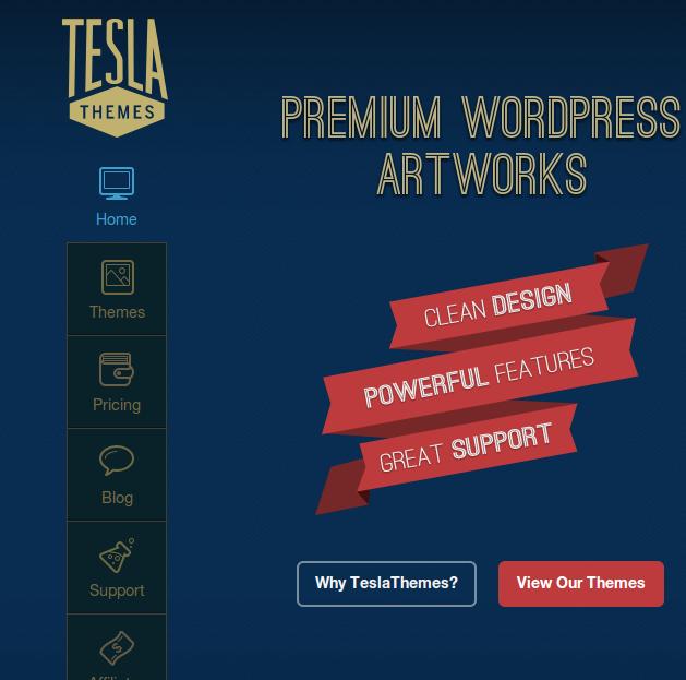 Tesla themes discount coupon