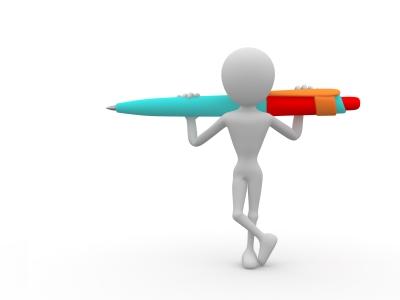 write blog post to drive organic traffic