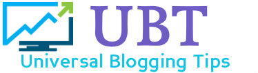 Universal Blogging Tips