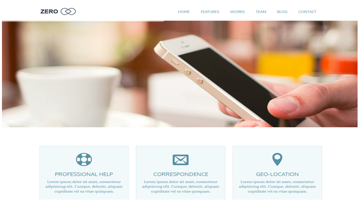 top wordpress themes for business
