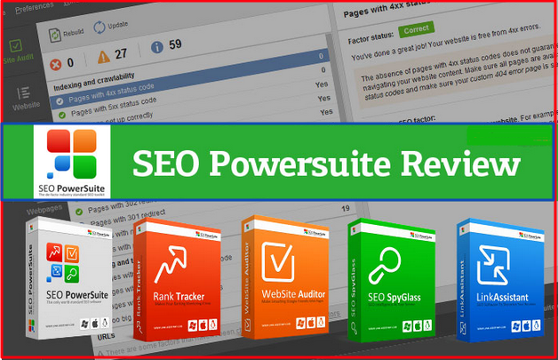 SEO Powersuite Review 2015
