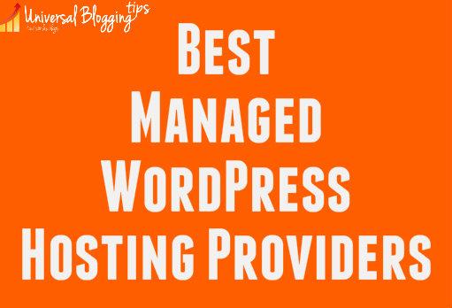 best Managed hosting for WordPress