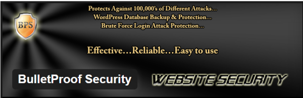Free WordPress security plugin