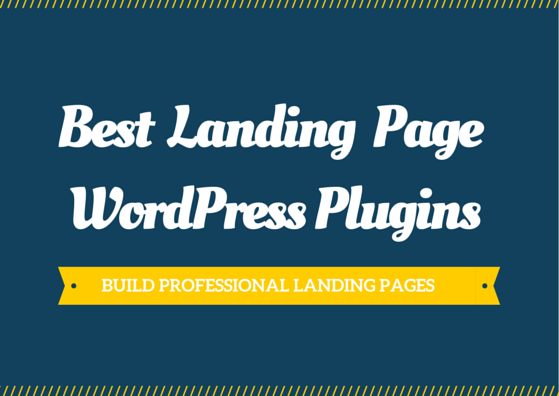 Start building professional landing pages