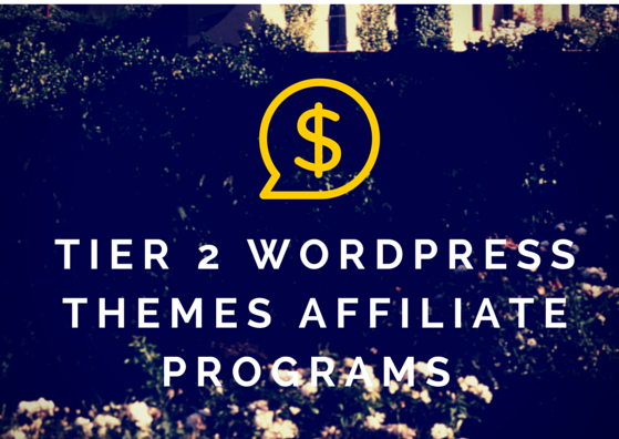 best tier 2 affiliate programs