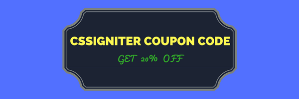 CSSIgniter-coupon-code