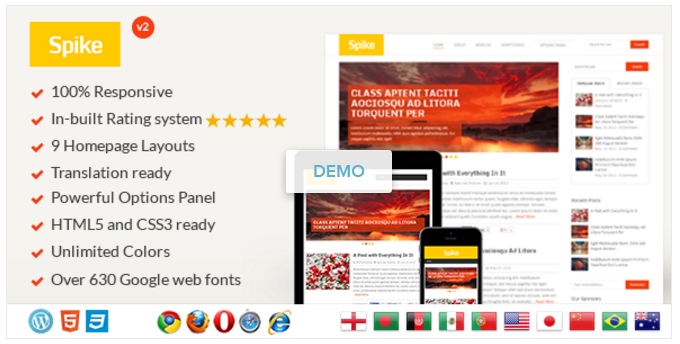 spike-seo-wordpress-theme