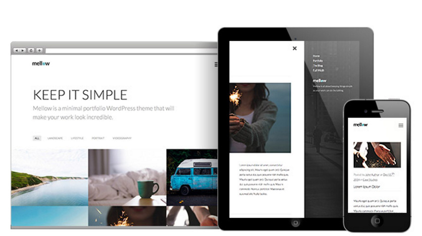 themetrust mellow WordPress theme