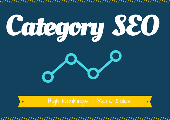 optimize your categories for SEO and high rankings