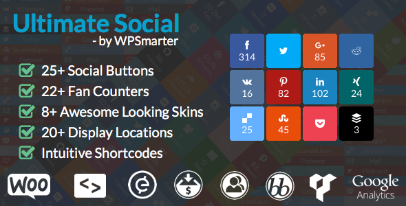 social share WordPress plugin