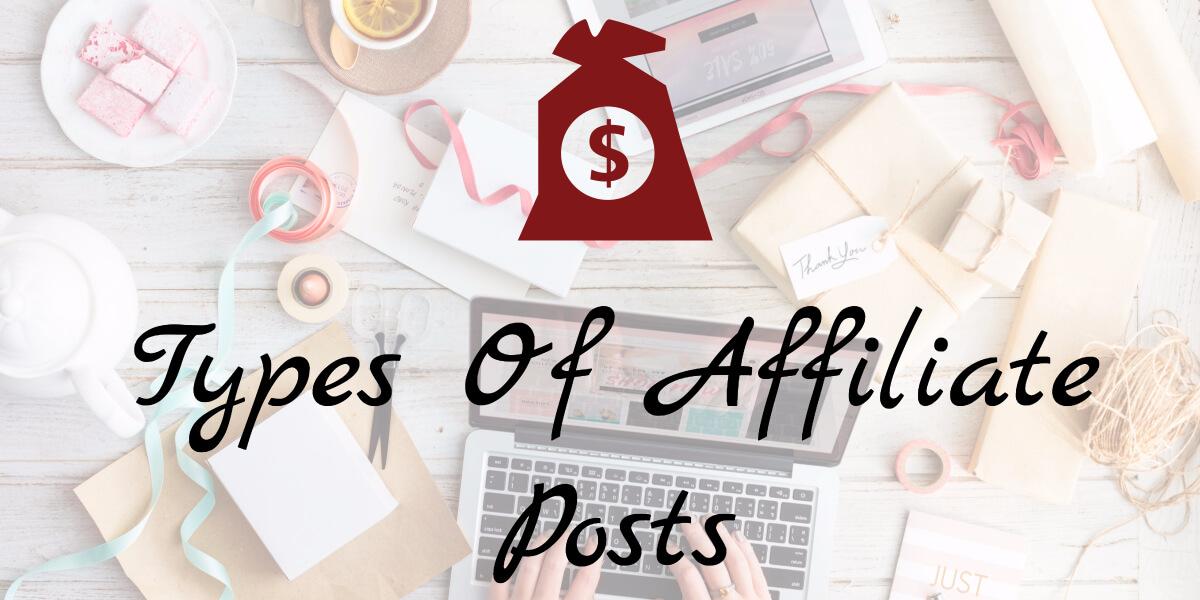 affiliate blog posts that make sales