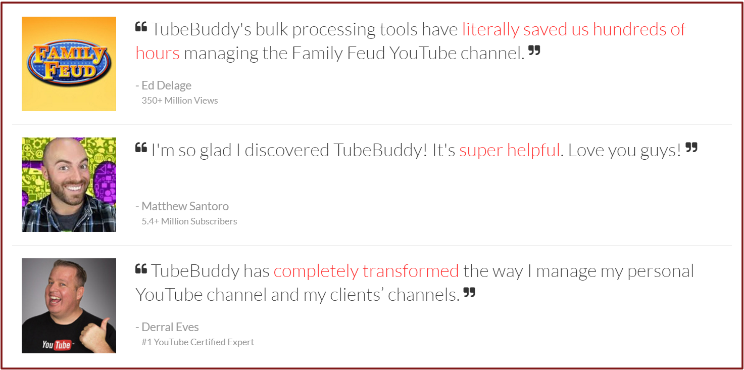 TubeBuddy coupon code