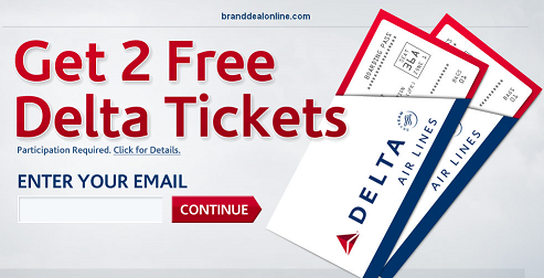 free tickets lead magnet example