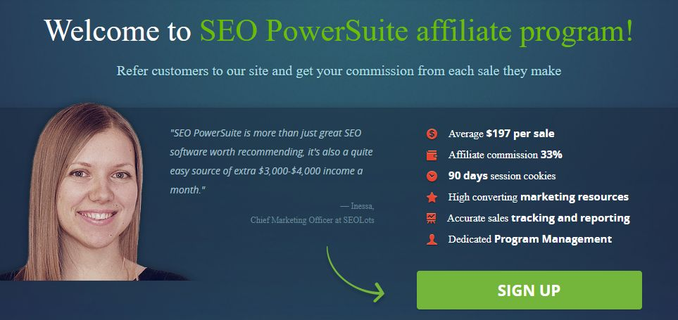 make money online affiliate- seo powersuite