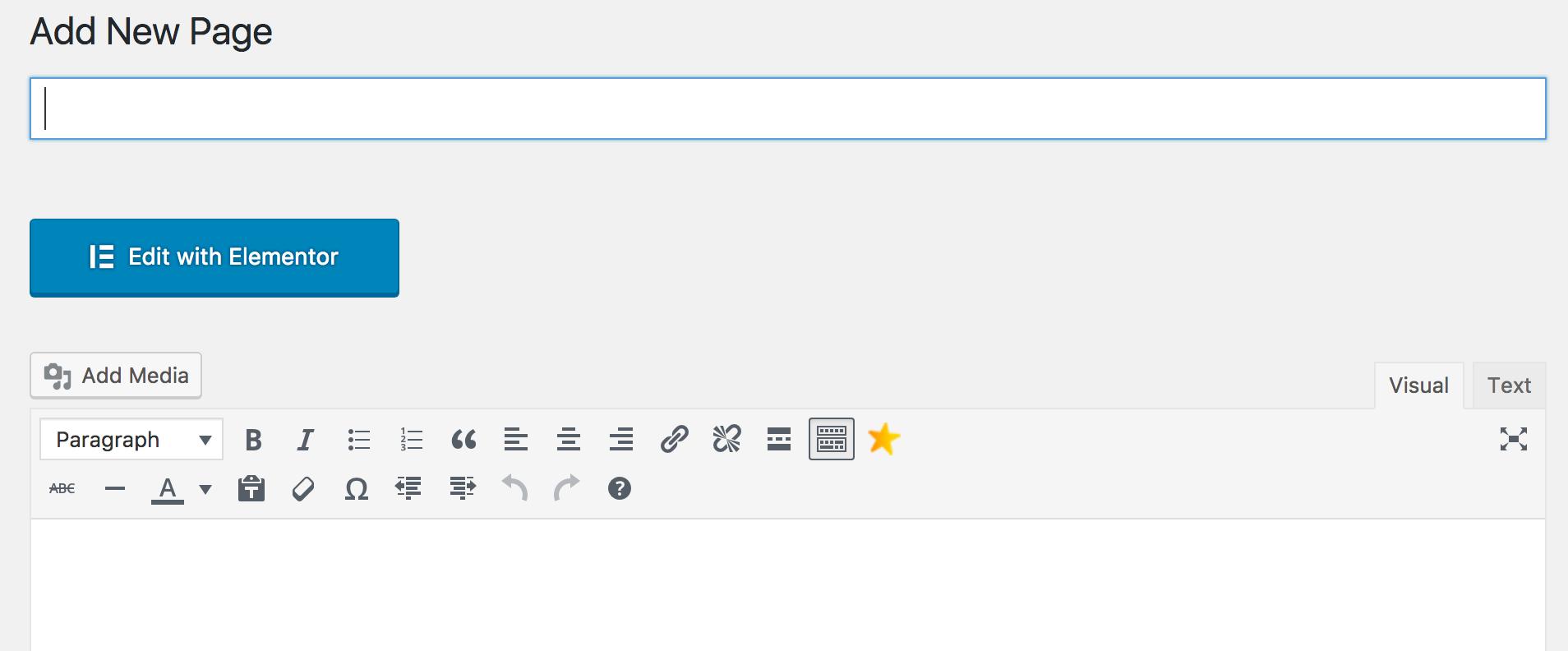 best visual editor WordPress plugins