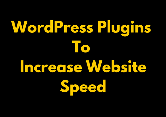 free WordPress plugins to lower website page load time